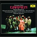 Ambrosian Opera Chorus / Claudio Abbado / Georges Bizet / Ileana Cotrubas / Pl&aacute;cido Domingo / Sherrill Milnes / Teresa Berganza / The London Symphony Orchestra - Bizet: carmen