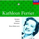 Bruno Walter / Franz Schubert / Johannes Brahms / Kathleen Ferrier / Robert Schumann - Kathleen ferrier vol. 9 - schubert / brahms / schumann