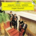 Anton Webern / Claude Debussy / Hagen Quartet / Maurice Ravel - Debussy / ravel / webern: string quartets