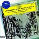 "Anton Bruckner / Chor & Symphonie-Orchester Des Bayerische Rundfunks / Eugen Jochum / Jean Sibelius / L'orchestre Philharmonique De Berlin - Bruckner: symphony no.4 ""romantic"" / sibelius: night ride and sunrise"