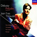 Claude Debussy / Jean-Yves Thibaudet - Debussy: complete works for solo piano, vol.1