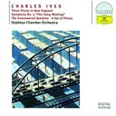 Charles Ives / Orpheus Chamber Orchestra - Ives: three places in new england; symphony no.3; the unanswered question; a set of pieces