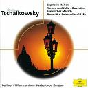 Don Kosaken Chor / Herbert Von Karajan / L'orchestre Philharmonique De Berlin / Piotr Ilyitch Tchaïkovski / Serge Jaroff - Tschaikowsky: capriccio italien; eugen onegin; romeo and julia