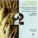 Henry Purcell / Simon Preston / The English Concert - Purcell: choral works