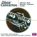 Alessandro Marcello / Antonio Vivaldi / Georges Philipp Telemann / Heinz Holliger / Jean-Sébastien Bach / Tomaso Albinoni - Virtuoso oboe concertos