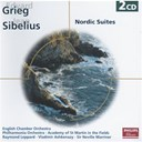 Edvard Grieg / Jean Sibelius / Orchestre Academy Of St. Martin In The Fields / Raymond Leppard / Sir Neville Marriner / The English Chamber Orchestra / The Philharmonia Orchestra / Vladimir Ashkenazy - Grieg/sibelius: nordic suites
