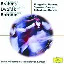 Alexandre Borodin / Antonín Dvorák / Bedrich Smetana / Herbert Von Karajan / Johannes Brahms / L'orchestre Philharmonique De Berlin - Brahms / dvorak / borodin / smetana: dances