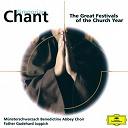 Abbaye Des Bénédictins De Munsterschwarzach / Gregorian Chant / Pater Godehard Joppich - Gregorian chant: the great festivals of the church year