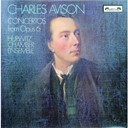Charles Avison / Emanuel Hurwitz / Hurwitz Chamber Ensemble - Avison: 6 concertos from op.6