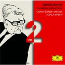 Alfred Schnittke / Clemens Hagen / Dmitri Shostakovich / Gidon Kremer / Rudolf Barshai / The Chamber Orchestra Of Europe - Shostakovich: chamber symphonies