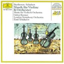 Emil Tchakarov / Gidon Kremer / The London Symphony Orchestra - Beethoven / schubert: music for violin & orchestra