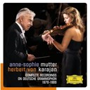 Anne-Sophie Mutter / Felix Mendelssohn / Herbert Von Karajan / Johannes Brahms / L'orchestre Philharmonique De Berlin / Piotr Ilyitch Tcha&iuml;kovski - Complete recordings on deutsche grammophon