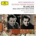 Gustav Mahler / Josef Krips / Wiener Symphoniker - Mahler: das lied von der erde