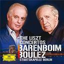 Daniel Barenboïm / Franz Liszt - The liszt concertos