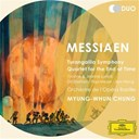 Gil Shaham / Jeanne Loriod / Jian Wang / Myung-Whun Chung / Olivier Messiaen / Orchestre De La Bastille / Paul Meyer / Yvonne Loriod - Messiaen: turangalîla symphony; quartet for the end of time