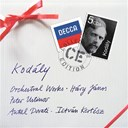 Antal Doráti / István Kertész / Philharmonia Hungarica / The London Symphony Orchestra / Zoltán Kodály - Kodaly: orchestral works