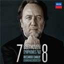 Gewandhausorchester Leipzig / Ludwig Van Beethoven / Riccardo Chailly - Beethoven: symphonies nos. 7 & 8