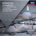 "Henryk Gorecki / Joanna Koslowska / Kazimierz Kord / Orchestre Philharmonique National De Varsovie - Gorecki: symphony no.3 - ""symphony of sorrowful songs"""