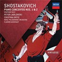 Cristina Ortiz / Dmitri Shostakovich / Peter Jablonski / The Royal Philharmonic Orchestra / Vladimir Ashkenazy - Shostakovich: piano concertos nos.1 &amp; 2; symphony no.9