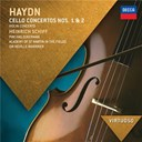 Heinrich Schiff / Joseph Haydn / Orchestre Academy Of St. Martin In The Fields / Pinchas Zukerman / Sir Neville Marriner - Haydn: cello concertos nos.1 & 2; violin concerto