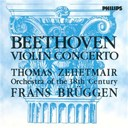 Frans Brüggen / Ludwig Van Beethoven / Orchestra Of The 18th Century - Beethoven: violin concerto