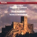 Orchestre Academy Of St. Martin In The Fields / Pepe Romero / Sir Neville Marriner - Villa-lobos & castelnuovo-tedesco guitar concertos; rodrigo: sones en la giralda
