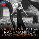Michael Francis / Serge Rachmaninov / The London Symphony Orchestra / Valentina Lisitsa - Rachmaninov: piano concerto no.1