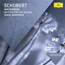 Daniel Barenboïm / Dietrich Fischer-Dieskau / Franz Schubert - Schubert: winterreise