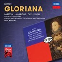 Benjamin Britten / Orchestra Of The Welsh National Opera / Sir Charles Mackerras - Britten: gloriana