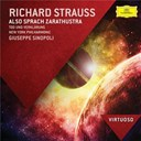 Giuseppe Sinopoli / Richard Strauss / The New York Philharmonic Orchestra - Richard strauss: also sprach zarathustra; tod und verklärung