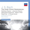 Jean-Sébastien Bach / Peter Schreier - J.s. bach: the great choral masterpieces