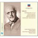Anthony Collins / Danish Radio Concert Orchestra / Jean Sibelius / The London Symphony Orchestra / Thomas Jensen - Sibelius: symphonies 5, 6 & 7; pohjola's daughter; pelléas et mélisande
