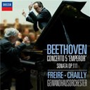 "Gewandhausorchester Leipzig / Ludwig Van Beethoven / Nelson Freire / Riccardo Chailly - Beethoven: piano concerto no.5 - ""emperor""; piano sonata no.32 in c minor, op.111"