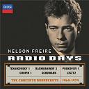 Franz Liszt / Frédéric Chopin / Nelson Freire / Piotr Ilyitch Tchaïkovski / Robert Schumann / Serge Prokofiev / Serge Rachmaninov - Nelson freire radio days - the concerto broadcasts 1968-1979