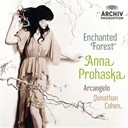Anna Prohaska / Antonio Vivaldi / Arcangelo / Claudio Monteverdi / Francesco Cavalli / George Frideric Handel / Henry Purcell / Jonathan Cohen / Thomas Morley - Enchanted forest