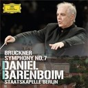 Anton Bruckner / Daniel Barenbo&iuml;m / Staatskapelle Berlin - Bruckner: symphony no.7