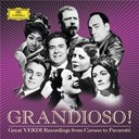 Giuseppe Verdi - Grandioso! - great verdi recordings from caruso to pavarotti
