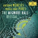 António Meneses / Felix Mendelssohn / Franz Schubert / Jean-Sébastien Bach / Johannes Brahms / Maria João Pires - The wigmore hall recital