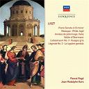 Franz Liszt - Liszt: sonata · années de pèlerinage · études · légende no. 2