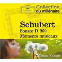 Franz Schubert / Wilhelm Kempff - Schubert: sonate d 960, moments musicaux