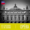 Charles Gounod / Gaetano Donizetti / Georges Bizet / Giacomo Puccini / Gioacchino Rossini / Giuseppe Verdi / Léo Delibes / Richard Wagner / Vincenzo Bellini / W.a. Mozart - Les classiques de légende : l'opéra
