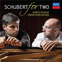 Franz Schubert / Sergio Marchegiani - Schubert for two