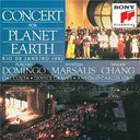 Denyce Graves / Gal Costa / Plácido Domingo / Sarah Chang / Wynton Marsalis - Concert for planet earth