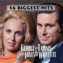 George Jones / Tammy Wynette - George jones and tammy wynette - 16 biggest hits