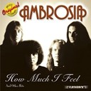 Ambrosia - How much i feel & other hits