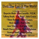 Until The End Of The World Soundtrack - Music From The Motion Picture Soundtrack Until The End Of The World