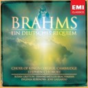 Cambridge / King's College Choir Of Cambridge - Brahms: ein deutsches requiem (a german requiem) op. 45