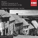 Sabine Meyer - Mozart: Clarinet Concerto in A Major K622/Sinfonia concertante in E flat Major K297b