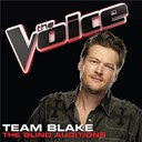 Dia Frampton / Elenowen / Jared Blake / Patrick Thomas / Sara Oromchi / Serabee / Tyler Robinson / Xenia - Team blake ? the blind auditions
