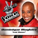 Dominique Magloire - Last dance - the voice : la plus belle voix